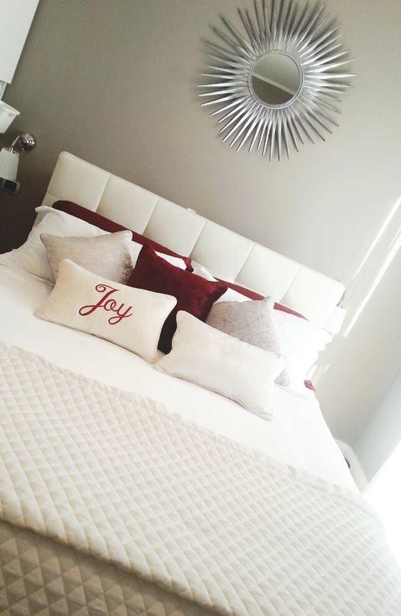 @simplynabiki ha creato un elegante bedroom decor che ci piace moltissimo con i nostri nuovi accessori tessili :) calde e morbide trapunte e tanti cuscini rivestiti nei nuovi luminosi velluti del nostro campionario! http://www.oggioni.it/prodotti.asp?codice_categoria=oc008