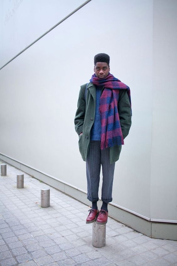 They Are Wearing: Paris Men's Fashion Week - Slideshow