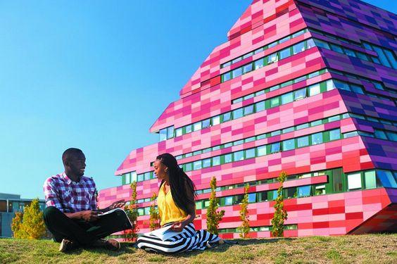 Jubilee Campus: Photos, Campus Life, Jubilee Campus