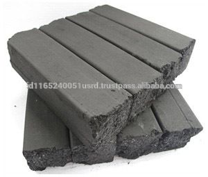 COCONUT BRIQUETTE CHARCOAL for SHISHA AND BBQ