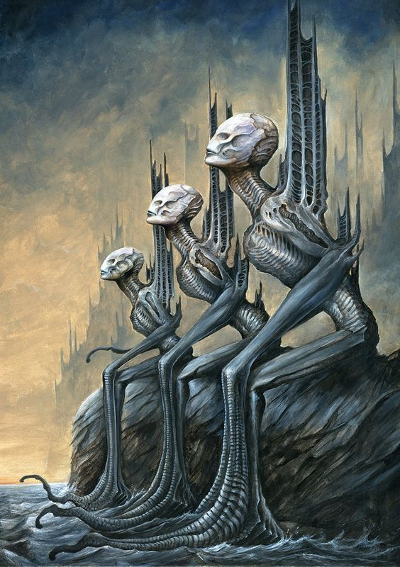 'The Watchers' by Marc Potts