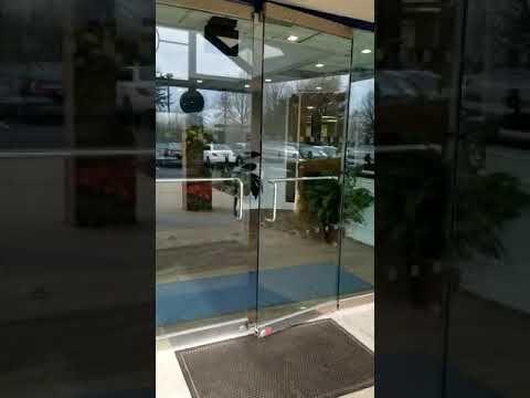 Door Closer For A Glass Door In 2020 Glass Door Closed Doors Door Repair