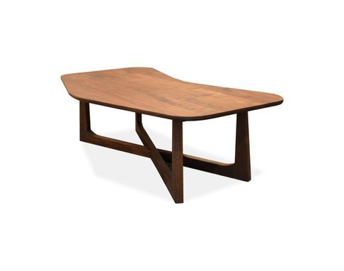 Custom Made Boomerang Coffee Table Coffee Table Modern Dinning