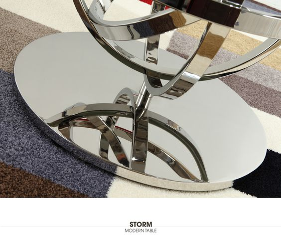 Strom end table.