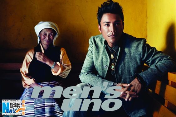 Eye Candy : Chen Kun for Men's Uno // rolala loves