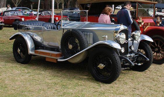 Vauxhall E-type