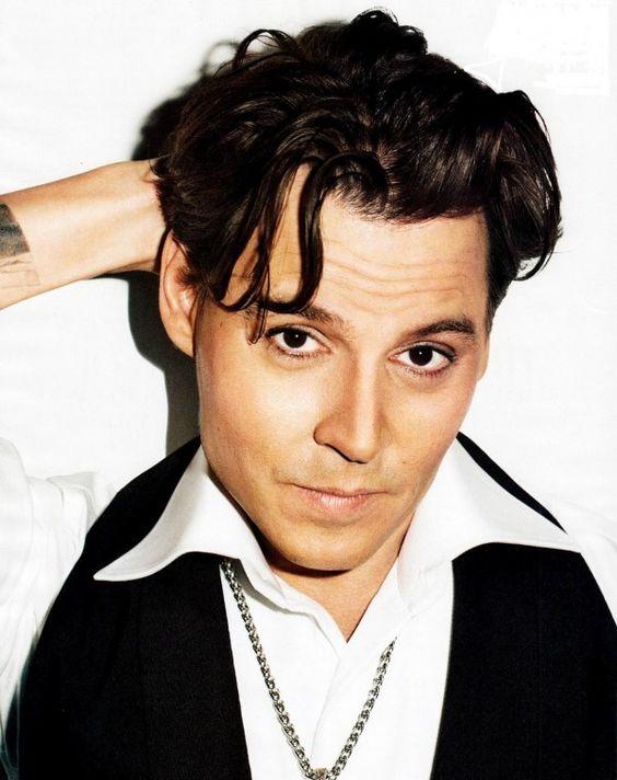 Sensational Easy Hairstyles Hairstyles And Johnny Depp On Pinterest Short Hairstyles Gunalazisus
