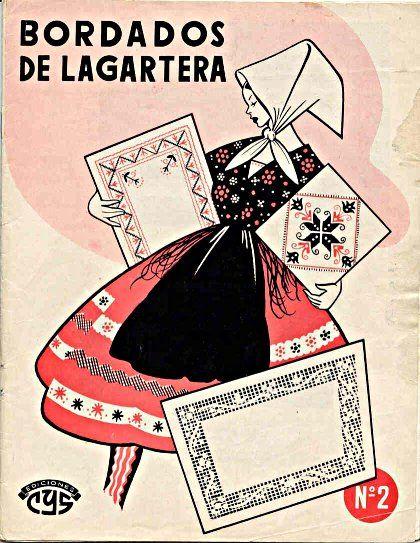 'Bordados de Lagartera' cover (1967)