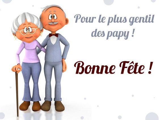 Pour le plus gentil des papy, envoyez-lui une carte virtuelle pour sa fête !  http://www.starbox.com/carte-virtuelle/fete-grand-peres/fete-grand-peres-3d
