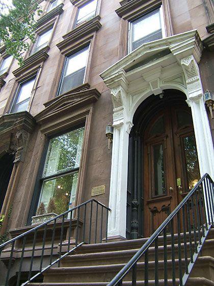 Historic Brownstones Brownstone Brooklyn 8 Properties In The