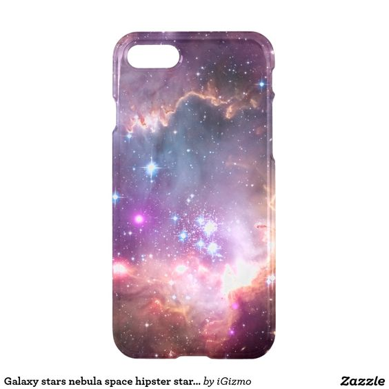 Galaxy stars nebula space hipster star photo iPhone 7 case