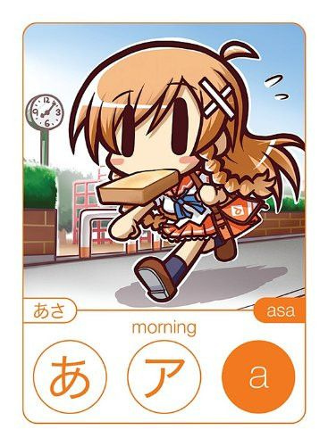Moekana Hiragana and Katakana Flashcards Second Edition