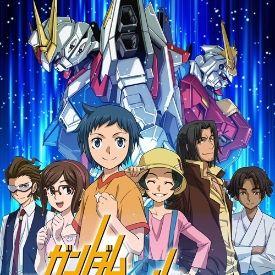Chiến Binh Gundam Build: Ký Trận - Trọn bộ