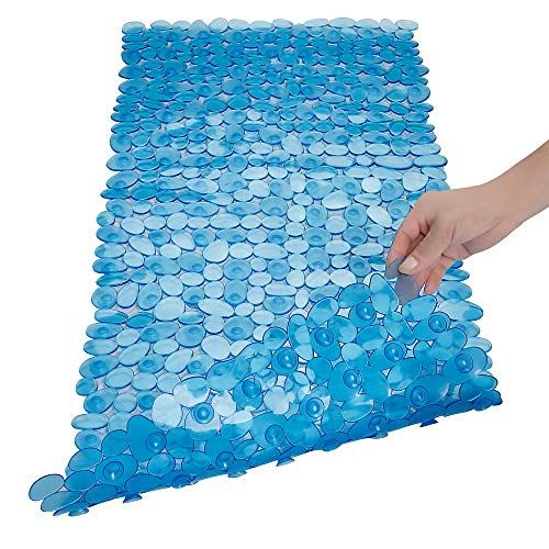 Discounted Vive Shower Mat Non Slip Large Square Bath Mat For