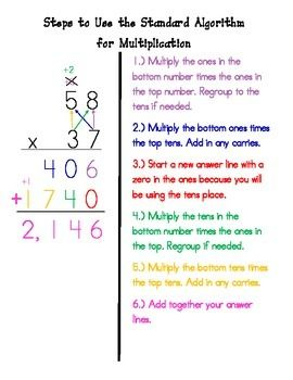 Number Names Worksheets how to multiply by 2 digit numbers : Pinterest • The world's catalog of ideas