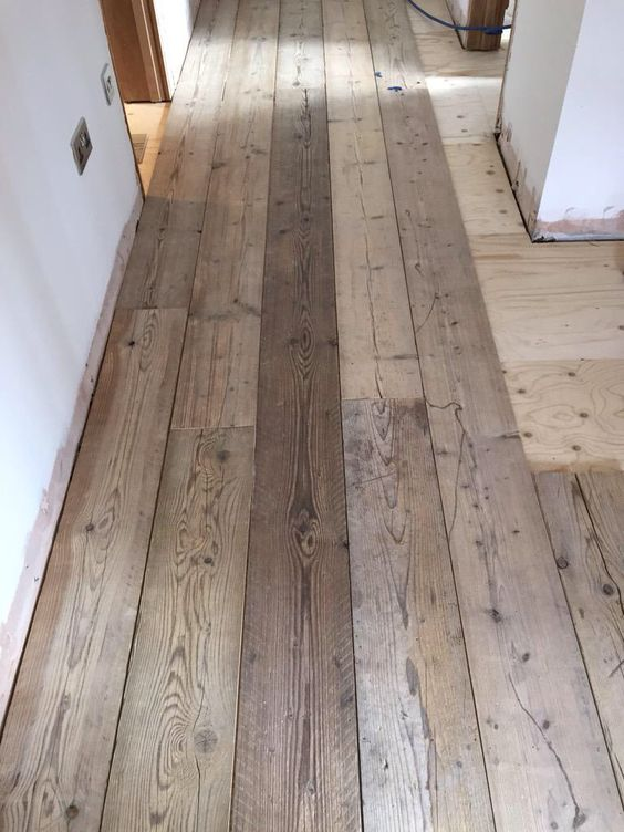 Scaffold board flooring diy pinterest the o jays