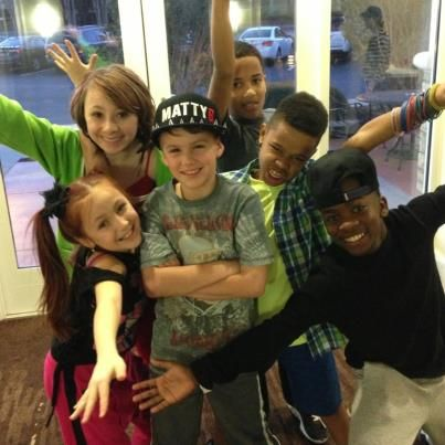 MattyB & his dance crew | MattyBRaps | Pinterest | Dance