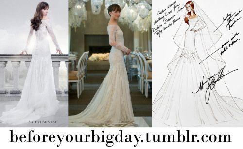 Anastasia Dakota Johnson S Wedding Dress From Fifty Shades Freed Wedding Dresses Fall Wedding Gowns Monique Lhuillier Wedding Gowns