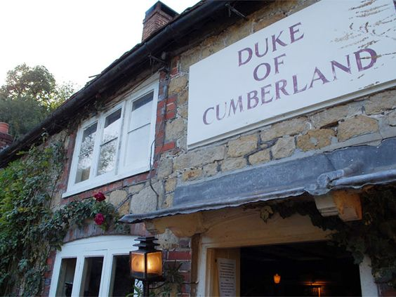 The Duke of Cumberland is surrounded by some spectacular scenery and great walks