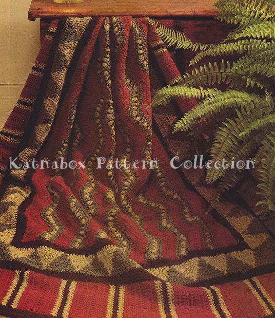 ➹➹ 💇🏼 ➹➹ Colcha em Crochê Clássica Cerâmica Indiana -  /  ➹➹ 💇🏼➹➹ Bedspread Crochet Classic Ceramics Indiana -