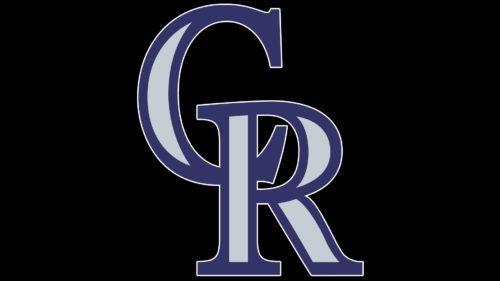 Color Colorado Rockies Logo Colorado Rockies Logos Colorado Rockies Baseball