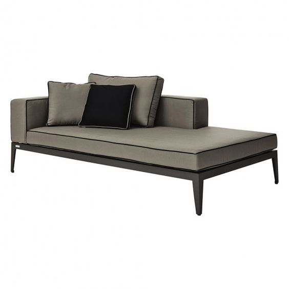 HARBOUR OUTDOOR Balmoral CHAISE   Outdoor   HD Buttercup Online U2013 No  Ordinary Furniture Store U2013 Los Angeles U0026 San Francisco | Chaise Longue |  Pinterest ...