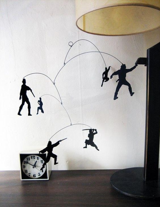 ninjas: Vs Pirates, B S Room, Craig S Room, Ninjas Vs, Kids Room, Pirates Mobile