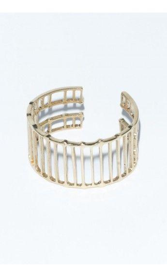 Aesa Oracle Cuff in Bronze