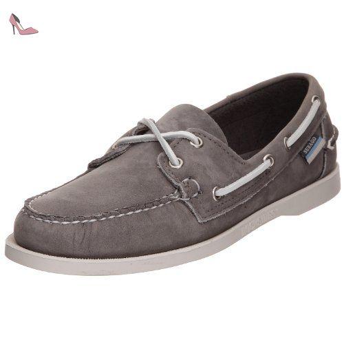Sebago - Docksides - Chaussure bateau homme, Multicolore (Brown/White), 40  - Chaussures sebago (*Partner-Link) | Fashion - Men | Pinterest