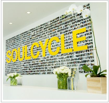 SOULcycle never disappoints!
