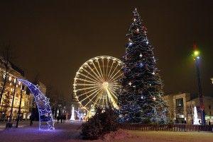 Clermont-Ferrand Christmas market