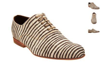 Mens : Rachel Comey Derringer Hand painted balmoral shoe