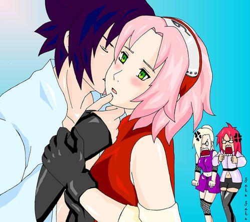 sasuke uchiha and sakura haruno relationship