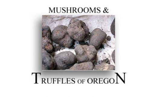 Learn about Oregon's natural wild mushrooms and truffles. Learn about their seasons and environments and how to collect them to be used in your food.