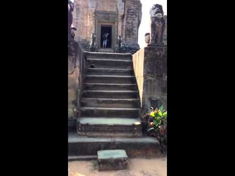 http://www.itsagoodjourney.com  Temple at Angkor Wat | Cambodia | Siem Reap