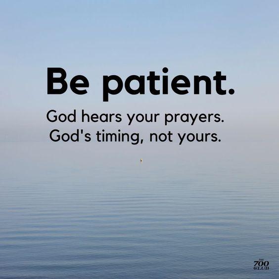 So hard.  Be faithful