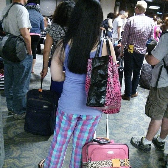 You always travel in your pajamas, whether it be to the airport or to your first lecture of the day. YES. | 15 Signs You Might Not Be A Grown-Up Yet