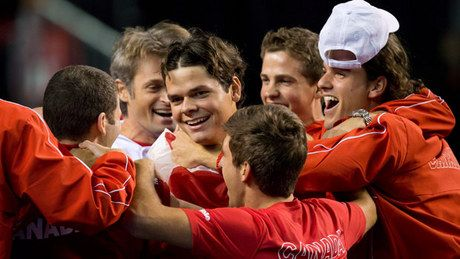 Canada to play in Vancouver again for Davis Cup quarter-final - http://f3v3r.com/2013/02/19/canada-to-play-in-vancouver-again-for-davis-cup-quarter-final/