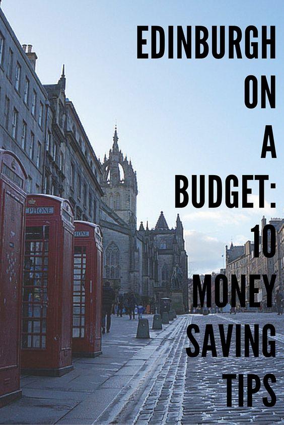 Visiting Edinburgh on a budget: 10 money-saving tips for your next trip to Scotland's capital.