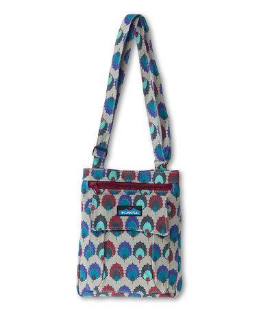 Loving this Holly Leaf Keeper Shoulder Bag on #zulily! #zulilyfinds