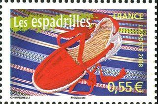 Les Espadrilles