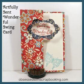Close to My Heart, Cricut, Artfully Sent, stamping, cardmaking, cards, CTMH