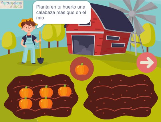 Plantar una verdura más (1-10)