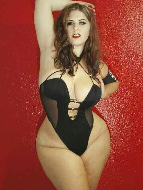 Hot and curvy