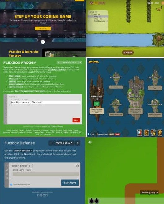Top 10 Games To Learn Coding Learn To Code Coding Games Coding
