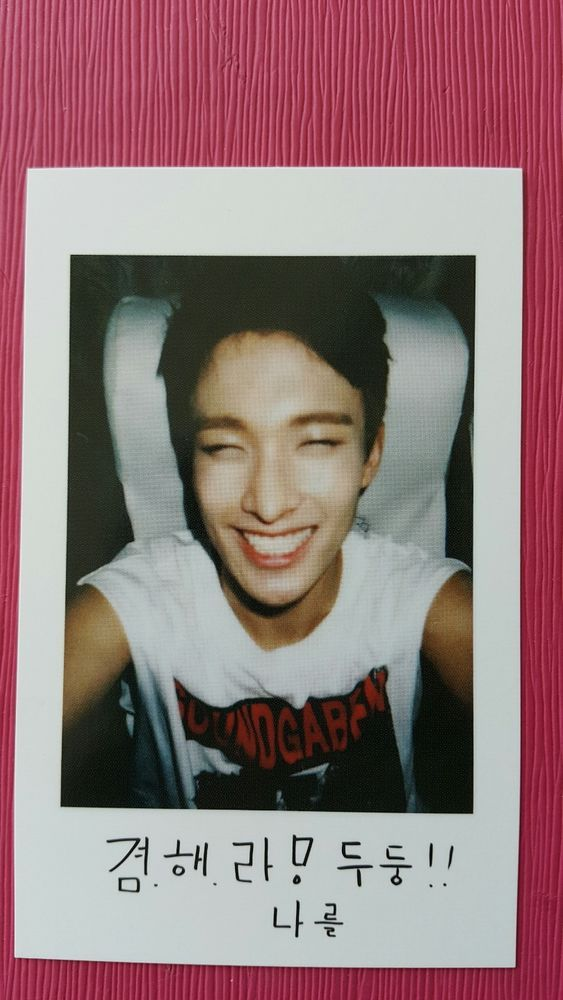 SEVENTEEN DOKYEOM Official Photocard BOYS BE 2nd Mini ...