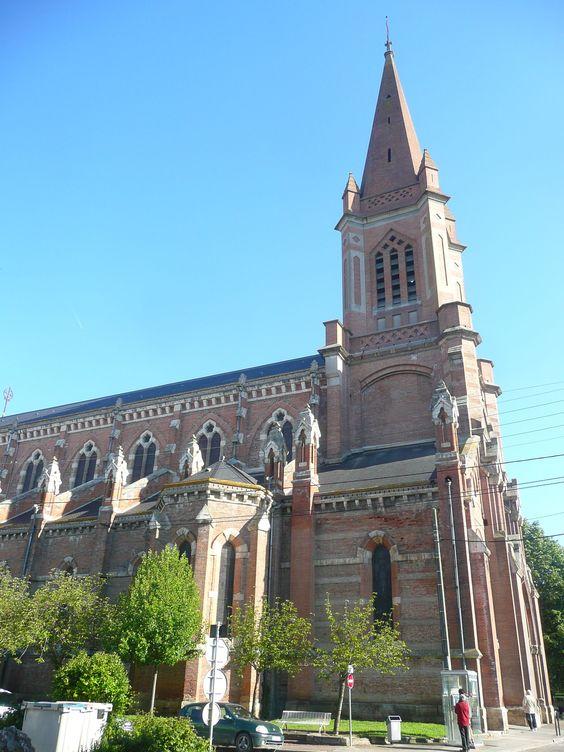 MONTAUBAN, église St-orens