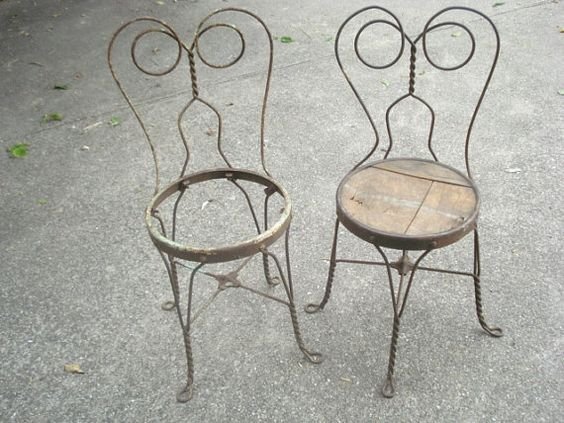 Hey, I found this really awesome Etsy listing at http://www.etsy.com/listing/114850363/antique-ice-cream-parlor-chairs-twisted