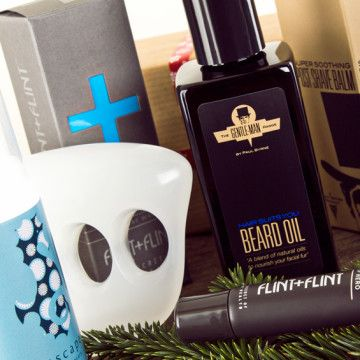Gift for Men on Beauty Crowd