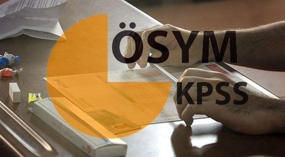 2016 KPSS (Lisans) Sonuçları Açıklandı!